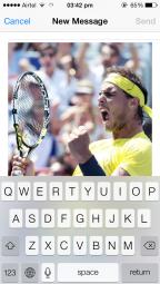 iOS 7 Blur Effect System wide (keyboard)
