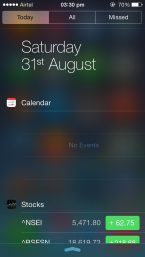 iOS 7 Blur Effect System wide